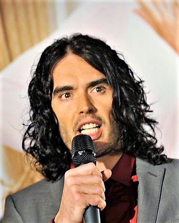 Russell Brand by Eva Rinaldi flickr commerical use adj cropped